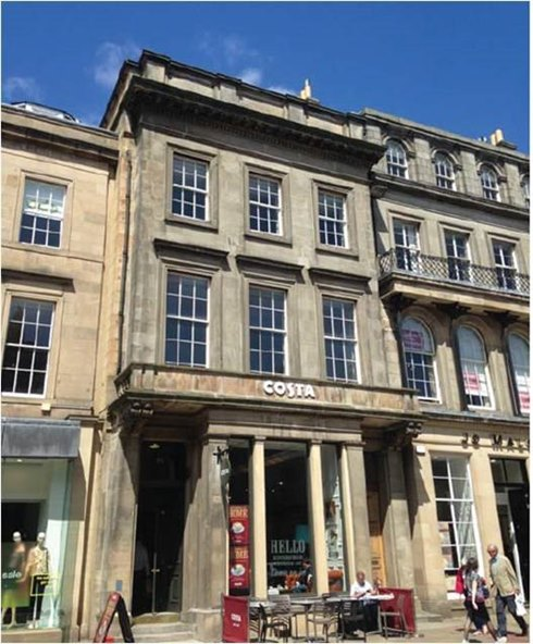 New Edinburgh Office Acquired for Odgers Berndtson